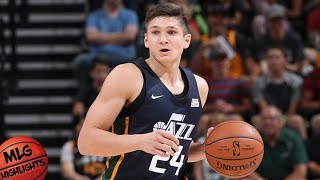 Utah Jazz vs San Antonio Spurs Full Game Highlights / July 2 / 2018 NBA Summer League