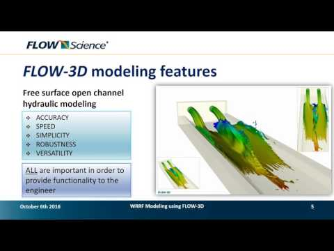 FLOW-3D Webinar: Water Resource Recovery Facilities