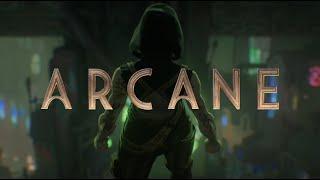 League of Legends: Arcane está chegando!