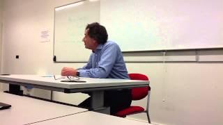 Ben Fine - Introduction to Marxist Economics (Part 1)