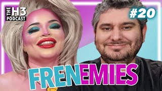 Newlywed Game (Trish & Moses vs Ethan & Hila) - Frenemies #20