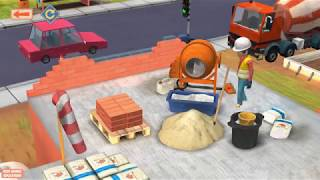 Little Builders Kids Games -Trucks, Cranes & Digger - Fun Construction Games For Kids By Fox & Sheep