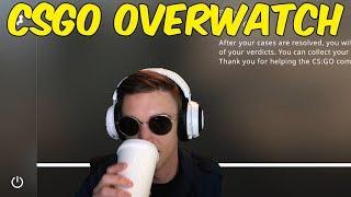 100+ points - CSGO Overwatch