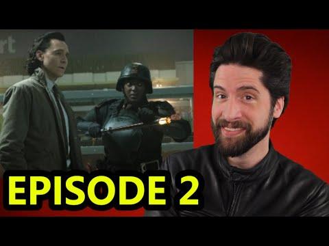 LOKI - Episode 2 (My Thoughts)
