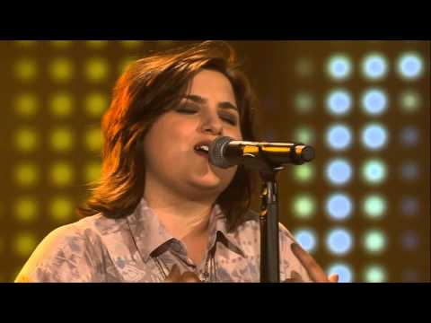 Violeta Kokollari - Wonder | The Voice of Germany 2013 | Blind Audition