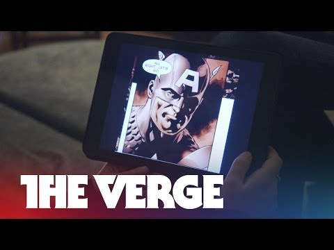 Marvel experiments with audio in comics | SXSW 2014