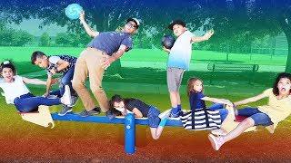 PLAYGROUND wars! Who will be ULTIMATE playground CHampion!