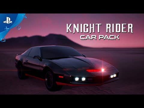Radical Summer Knight Rider DLC Trailer
