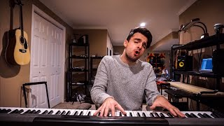 Calum Scott - Dancing On My Own (COVER by Alec Chambers) | Alec Chambers