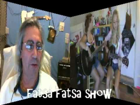 Missy & Chelsea on Fatsa Fatsa Show hosted By Kim Nicolaou - Same Story