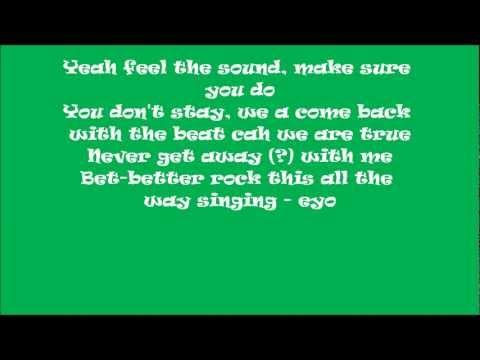 Turn This Club Around - R.I.O. feat. U-Jean [Lyrics On Screen]