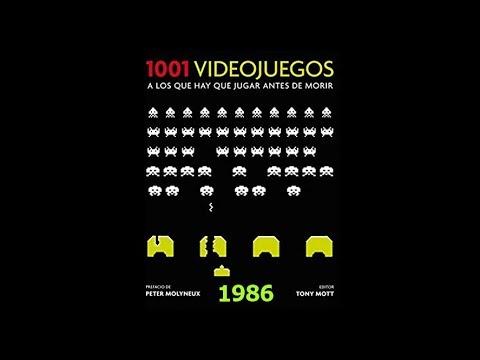 (XII)1001 Videojuegos a los que hay que jugar: 1986