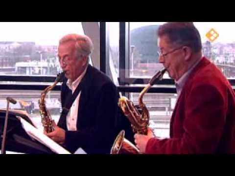 Nederlands saxofoon kwartet