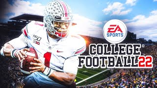 EA Sports College Football Official Update From EA!