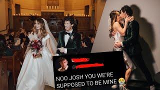 Josh Dun & Debby Ryan Got Married!