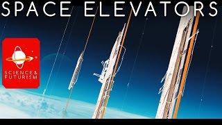 Upward Bound: Space Elevators