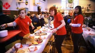 Wolontariusze gdańskiej Caritas w działaniu.