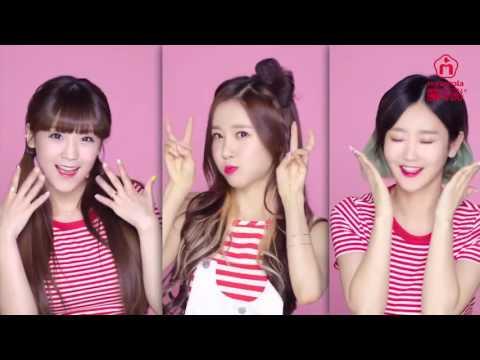 Crayon Pop (크레용팝) - monomola Commercial (Bar Bar Bar Chinese version)