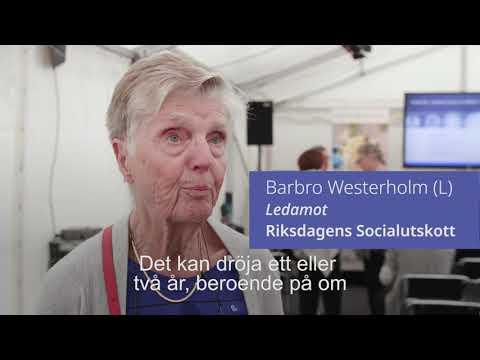 Almedalen 2019: Äldrevaccinationsprogram: Norge etta - snubblar Sverige på mållinjen?