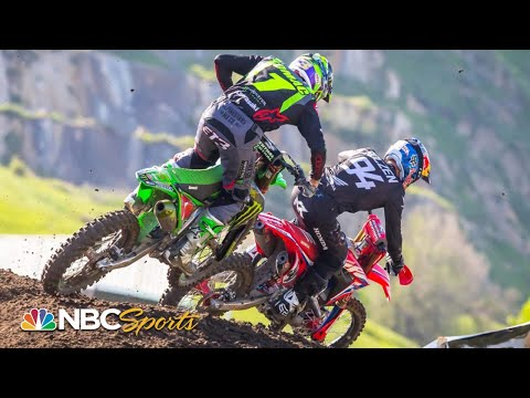 Pro Motocross Round No. 4 High Point - EXTENDED HIGHLIGHTS - Motorsports on NBC