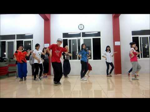 808 - Fantasy (Timbaland) Hip Hop/Jazz routine by Khanh Nguyen Vu