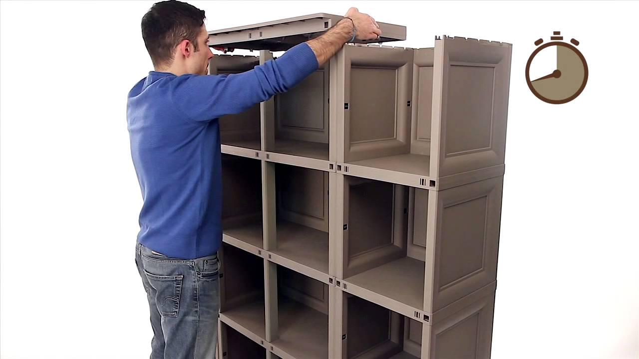 Armadio In Plastica Ikea.Armadi Da Giardino Ikea Per Pranzare O Rilassarsi Mobili Da
