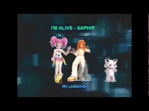 I'M ALIVE - SAPHIR