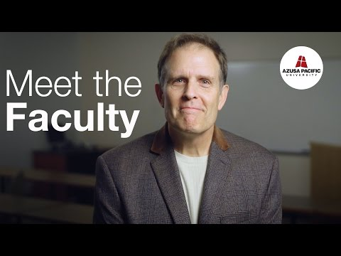 Meet the Faculty: Ted Scott Bledsoe, Psy.D.