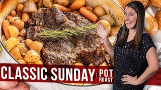 How to Make Classic Sunday Pot Roast