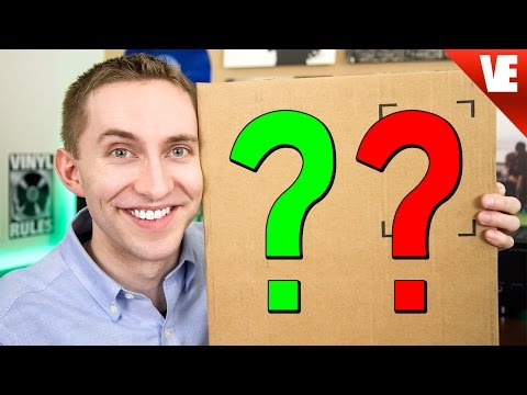 RECORDS: Mystery Record Unboxing #4
