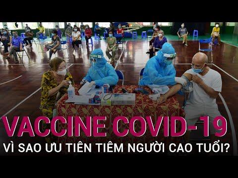Vì sao nên ưu tiên tiêm vaccine Covid-19 cho người cao tuổi? | VTC Now