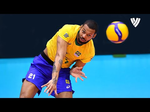 Top 24 Most Spectacular ACE Serves in Volleyball History! | Best of Men's Volleyball | HD