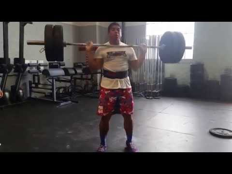 Monday Motivation - CrossFit FBF's Christian Vasquez