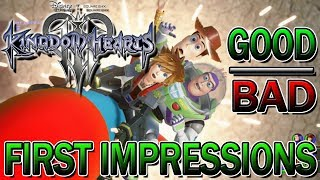 My Thoughts On Kingdom Hearts 3 ~ Hands-On Impressions (Demo)