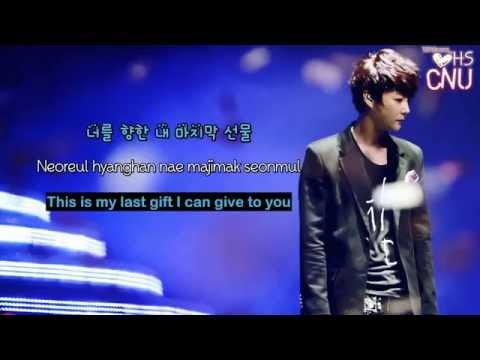 [ENG SUB/Lyric] Shin Hyesung 신혜성 (Shinhwa) - 같은생각  [Same Thought]