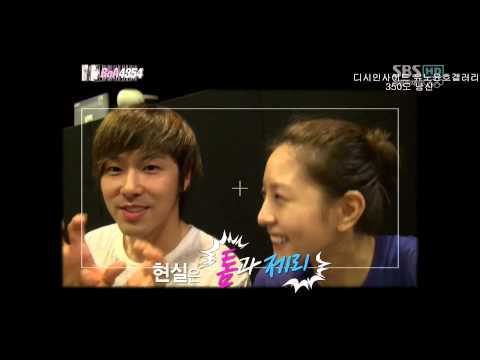 [Vsub HD] 120728 Yunho at BoA's show practice cut