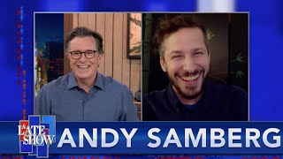 Andy Samberg Loves Hearing People Sing Along To Lonely Island Songs