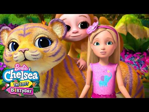 ALIGATOR-ALARM! 🐊 | Barbie & Chelsea: Dschungelabenteuer | @Barbie Deutsch