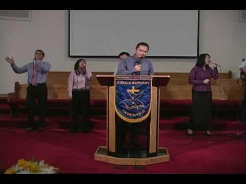 Worship/Tinggikan DiriMu/Kau Allah yang Besar