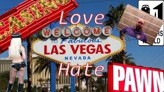 Visit Las Vegas - 5 Things You Will Love & Hate about Las Vegas