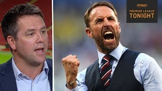 """""""I fell back in love with England in 2018."""" Michael Owen's praise for Gareth Southgate"""