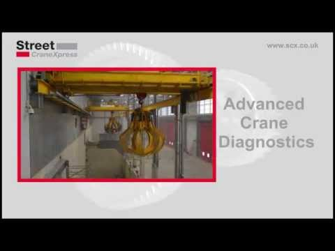 Street CraneXpress Advanced Crane Diagnostics