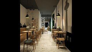Những điểm cần lưu ý trong kiến trúc quán cafe nhỏ