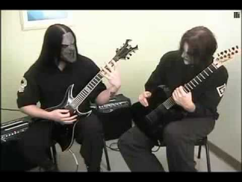 Slipknot-The Nameless Riff