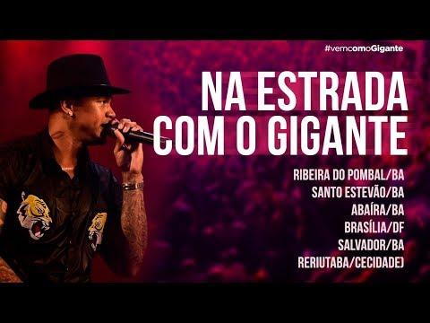 LÉO SANTANA | NA ESTRADA COM O GIGANTE (19-25/09)