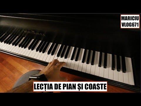 Lecția de PIAN și COASTE