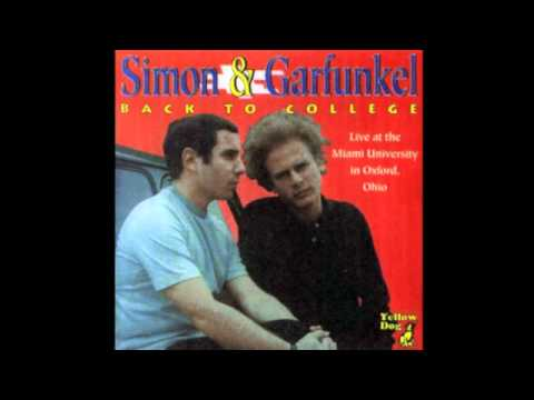 Song For The Asking, Simon & Garfunkel, Live in Miami 1969