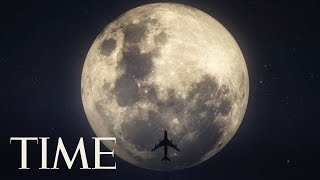 How To Watch The Super Snow Moon, The Biggest Supermoon Of 2019 | TIME