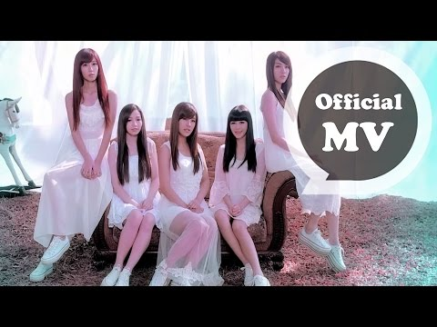 Popu Lady [一直一直愛 Keep Keep Loving] Official MV HD