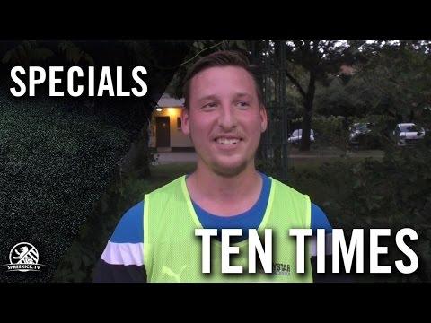Ten Times mit Maurice Rzepka (SC Union-Südost) | SPREEKICK.TV